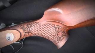 Gunstock Carving Rezbarskepracecz