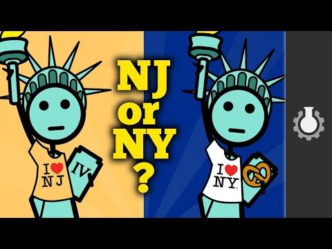 Komu patří socha Svobody? - CGP Grey