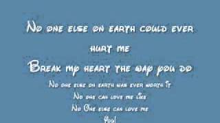 ♥Wynonna Judd - No One Else On Earth with Lyrics♥