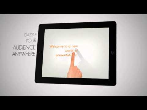 Video of deck slideshow presentations