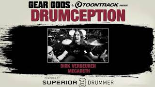 Drumception - Michael Dorrian - drums and fretless bass