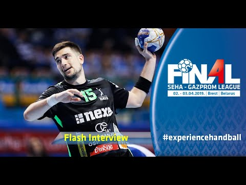Final 4, 2019 | Flash interview: PPD Zagreb vs Nexe