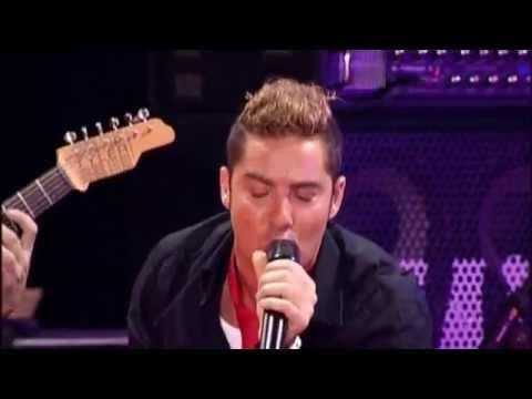 Como será y Angel de la noche David Bisbal En Vivo Barcelona 2007
