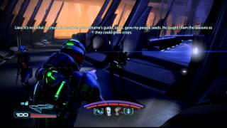 Mass Effect 3- Javik Reveals Asari Past!