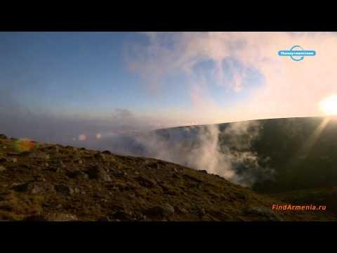 Гора Арагац (Армения)
