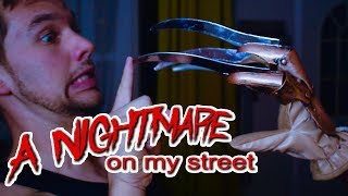 A Nightmare on My Street - DJ Jazzy Jeff & the Fresh Prince (Cover)