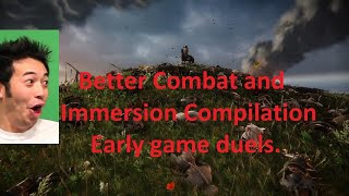 Better Combat and Immersion Mod