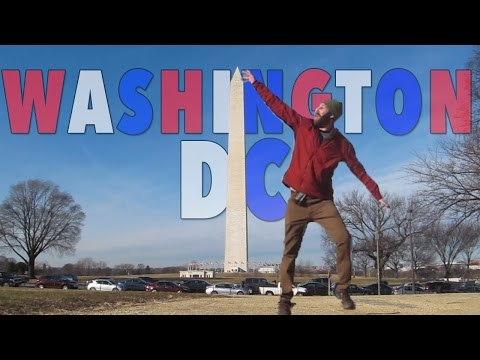 Video The Best Places in WASHINGTON DC | Ross Everett