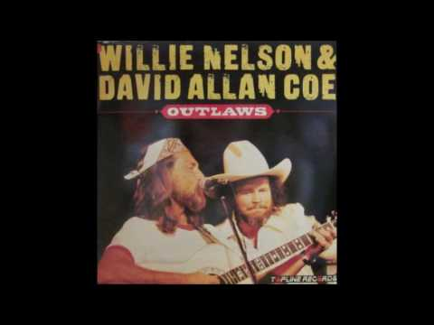 03. Rainy Day Blues - David Allan Coe & (Willie Nelson) Outlaws