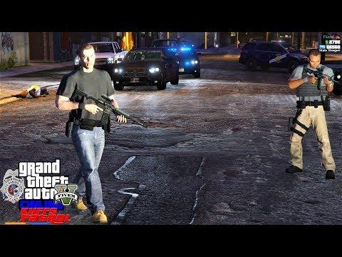 Let's Go To Work DONUT | LIVE |Let's be K-9 Cops LSPDFR | #221