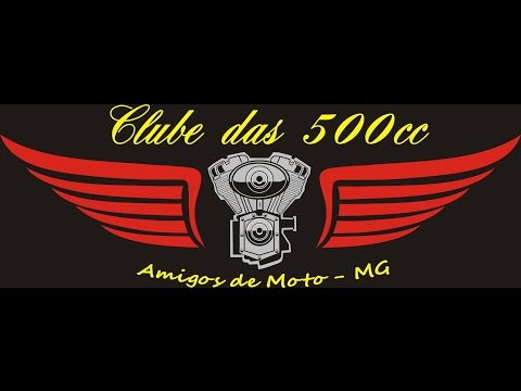 Clube das 500cc no 5º encontro de Motos Aracitaba - MG 02/07/2016