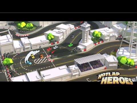Hotlap Heroes Now Available For NVIDIA SHIELD!!!
