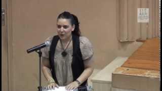 Verónica Ruiz y Oscar Majarizo para Marea Ciudadana 21-06-2013