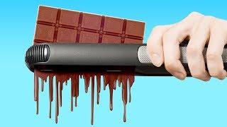 إليك 27 فكرة شهية ورائعة مع الشوكولاتة