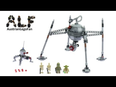 Star Droid Lego CherHoming Spider Wars 75142 Pas L4qc35ARj