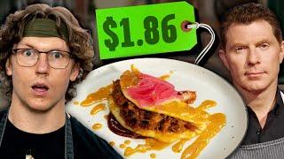 Can Josh Make Bobby Flay's Signature Dish For Less Than $2?