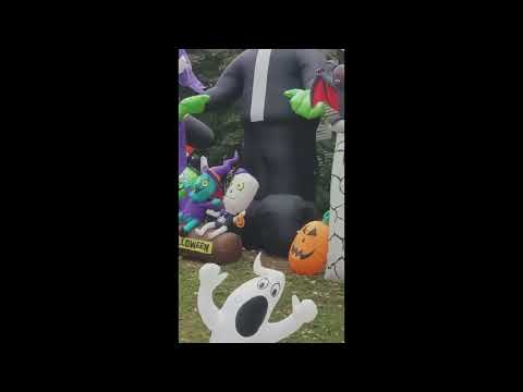 That's the Spirit: New Jersey House Features Next-Level Halloween Decorations