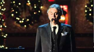 Andrea Bocelli - White Christmas - Christmas in Washington