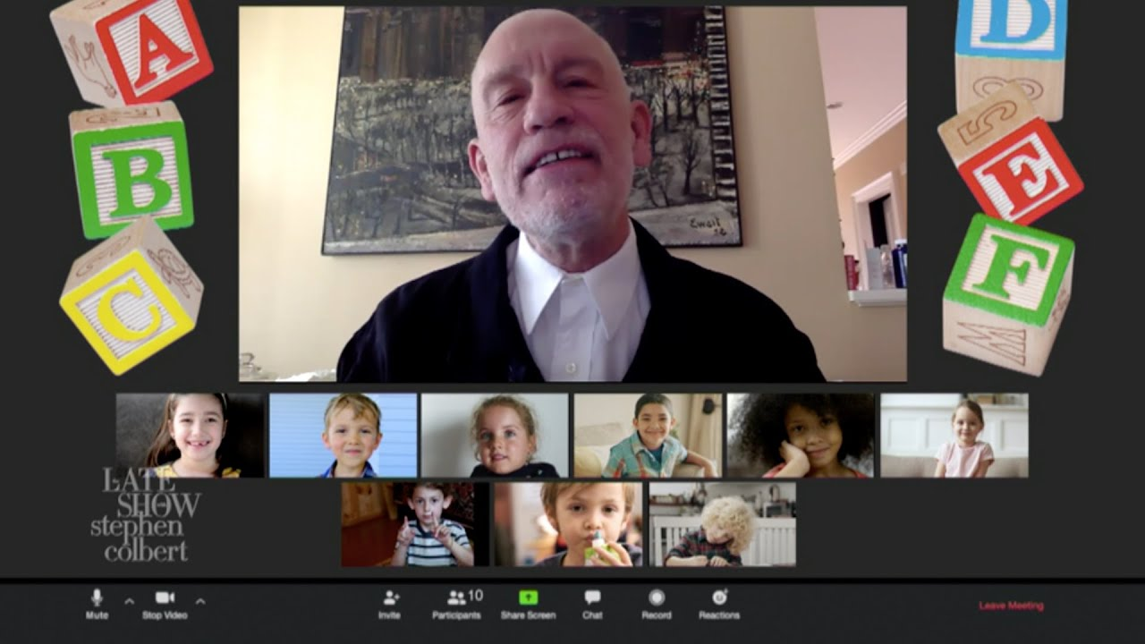 Don't Book John Malkovich For Your Zoom Graduation thumbnail