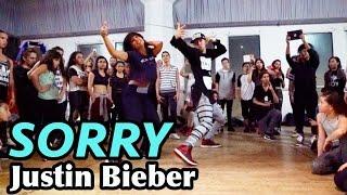 """SORRY"" - Justin Bieber Dance | @MattSteffanina Choreography (@AlexAiono Cover)"