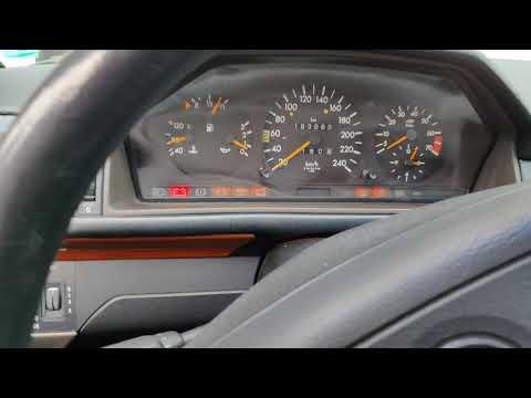 Mercedes W124 - Blinker, Scheibenwischer Intervall und Heckscheibenheizung ohne Funktion - Abhilfe