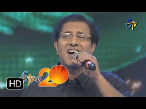 Vandemataram-Srinivas-Performance--Endira-Bavamaridi-Song-in-Nellore-ETV-20-Celebrations