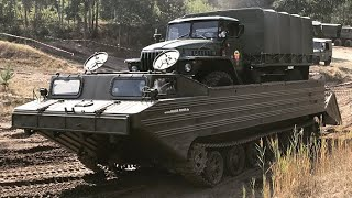ГАЗ 66 Урал 375 2. Militärfahrzeug-Treffen Mahlwinkel 2018 КрАЗ 255 ПТС-М Tatra 813