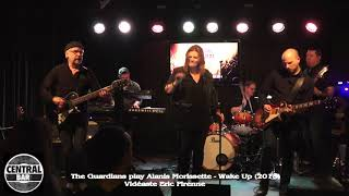 THE GUARDIANS PLAY ALANIS MORISSETTE - WAKE UP (CENTRAL BAR 2018)