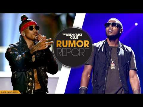 August Alsina Sends Direct Threat to Trey Songz Reigniting Beef