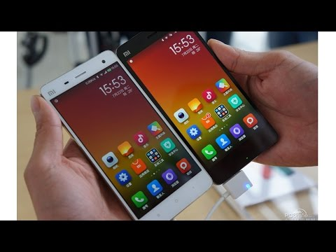 Xiaomi 4 Mi 4 first Hands-on review!