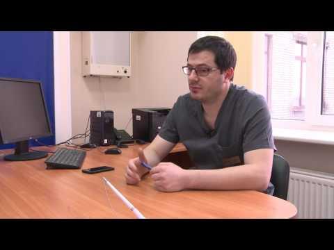 Flebolog im Krankenhaus kalinina samara