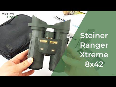 Steiner Ranger Xtreme 8x42 binoculars review