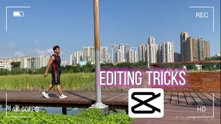 EDITING TRICKS TUTORIAL IN CAPCUT|REELS VIDEO EDITING|HOWTO & STYLE