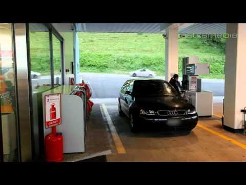 Subaru lancaster das Benzin