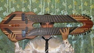 Bach Invention no. 8 in F major on retar. Renat Bikchurin