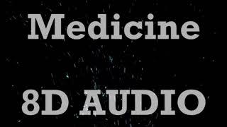 The 1975 - Medicine (8D AUDIO)