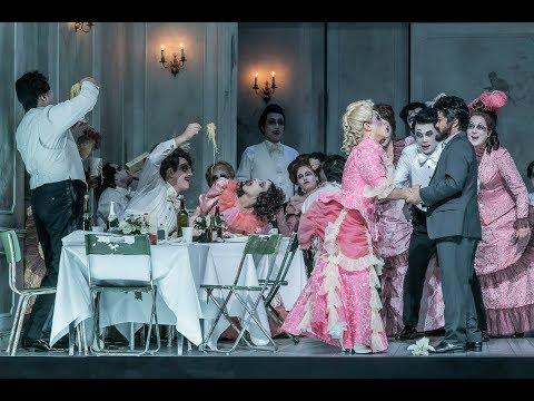 Youtube-Video La Traviata