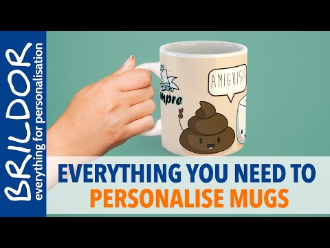 How to SUBLIMATE a MUG and HOW MUCH does it REALLY cost?