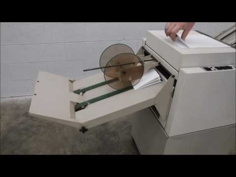 Plockmatic 61 Booklet Maker Mp3