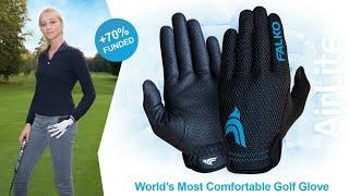 Best Of Kickstarter 💡 FALKO Airlite Golf Gloves