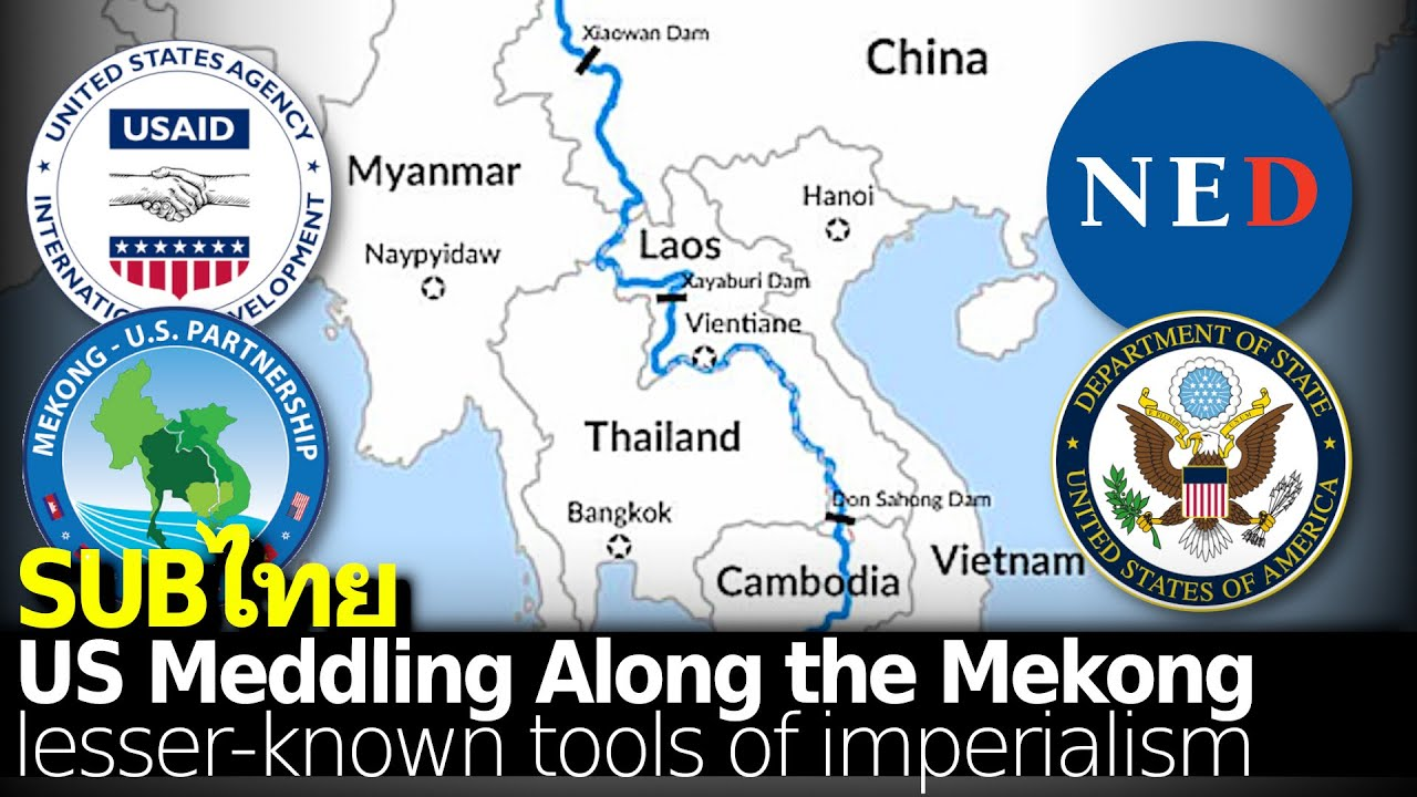 United States Targets China with Mekong River Meddling thumbnail