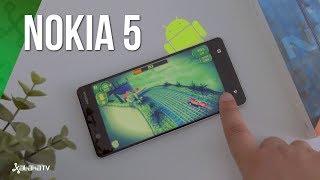 Nokia 5, análisis