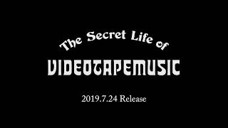 "VIDEOTAPEMUSIC 4th Album ""The Secret Life Of VIDEOTAPEMUSIC"" Trailer"
