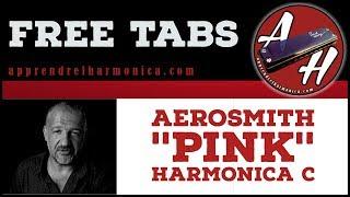 Aerosmith – Pink – Harmonica C
