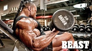 Bodybuilding Motivation - I AM THE BEAST (MuscleFactory)