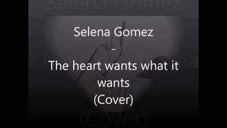 Selena Gomez - The heart wants what it wants (Cover)