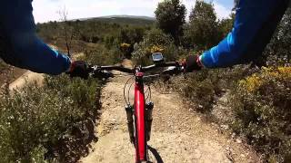 preview picture of video 'Enduro Gironella-Olvan 18-04-2014'