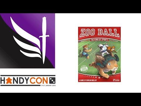 Zoo Ball - Handycon 3