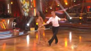 Nicole Scherzinger & Derek Hough - Dancing With The Stars final dance final night