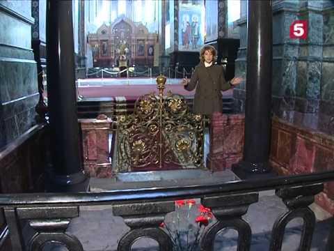 Освящение куполов и крестов на храм